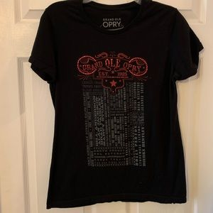 Grand Ole Opry Short Sleeve T-shirt